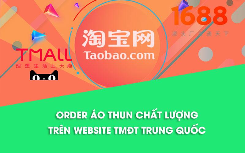 Đặt hàng trên website Trung Quốc