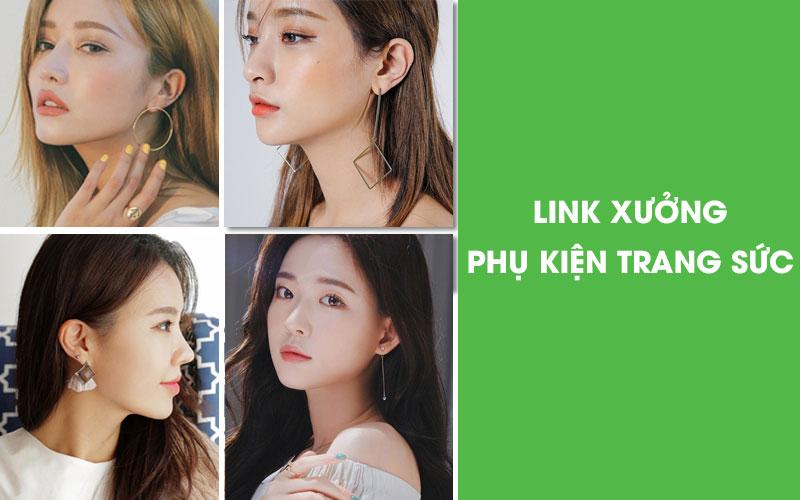 """#50 link shop phụ kiện thời trang Quảng Châu giá rẻ """"cực sốc"""""""