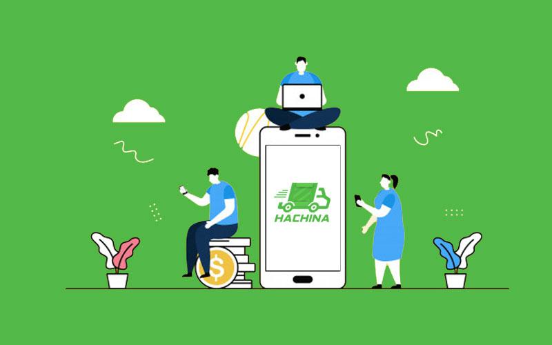 App mua hàng Trung Quốc Hachina tiện ích không thể bỏ qua