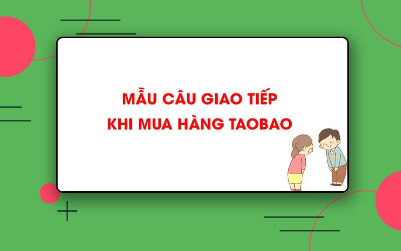 Câu giao tiếp tiếng Trung khi mua hàng Trung Quốc