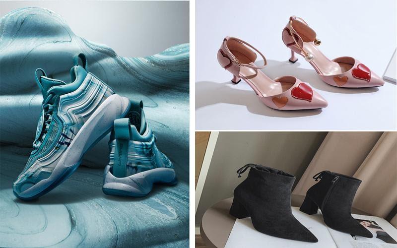 Bỏ sỉ giày dép từ Trung Quốc