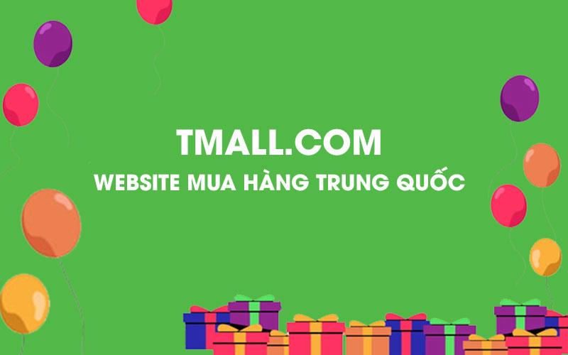 Website mua hàng Tmall