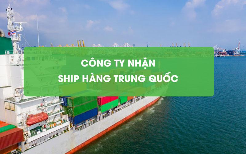 Ship hàng Quảng Châu Hachina