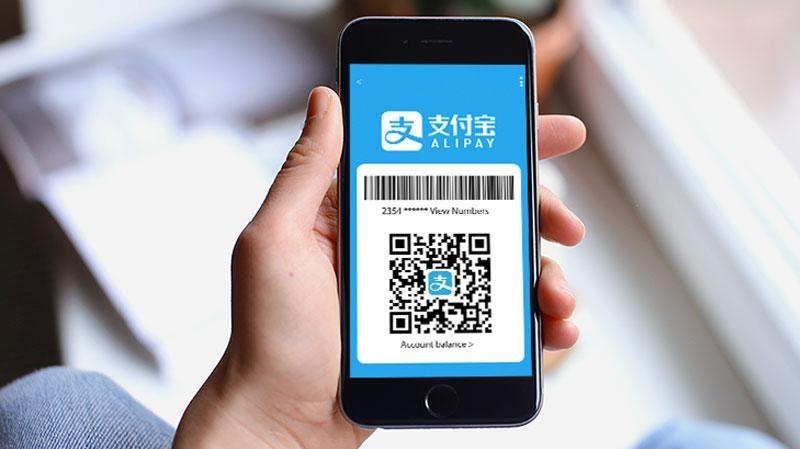 Thanh toán đơn hàng trên website bằng thẻ Alipay