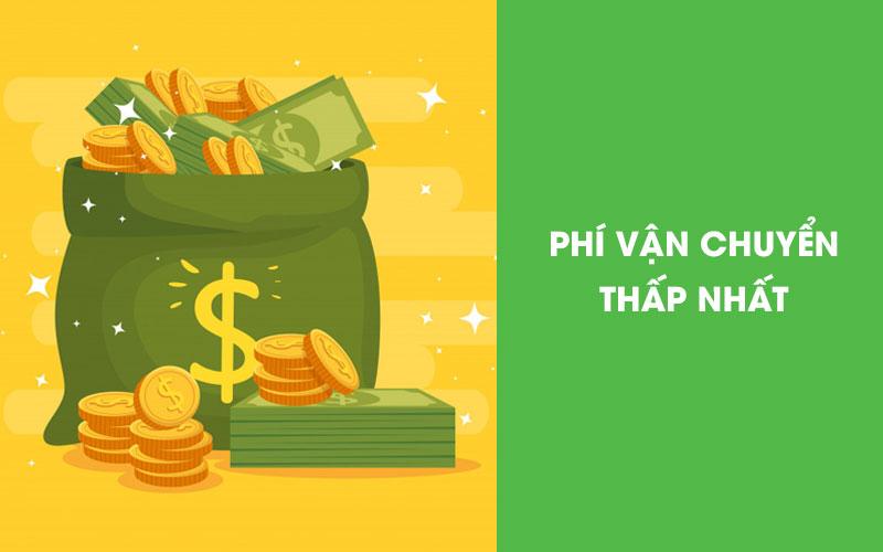 Phí vận chuyển Trung Việt siêu rẻ