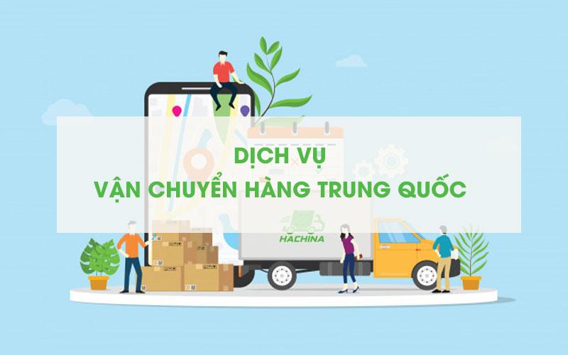 Dịch vụ vận chuyển Trung Việt